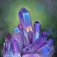 5 22 Crystal by mehchall