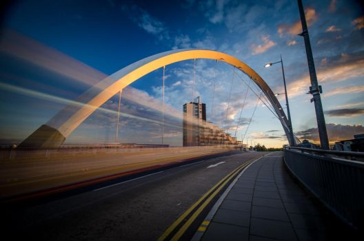 Clyde Arc by roarbinson