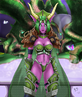 Ysera bikini version by raimy329