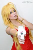 Lets Go :: Panty Cosplay :: by plu-moon