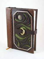 Belted Celtic Journal by McGovernArts