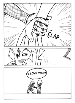 Kizuna Special: I love you (Page 01) by ezecam12