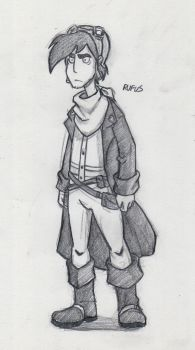 Rufus +DEPONIA+ by Lyserg1705