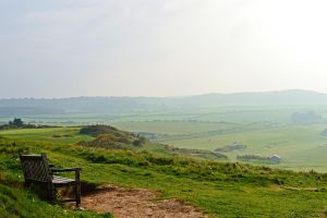 Bench With A View by ExileOfDeath