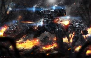 Hell's angels by johnsonting