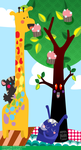 cupcake tree by supperfrogg