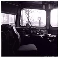 Bullet Train Cab by steeber