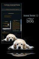 Animal Series1.2-Dog CSS by SilverPixiGirl