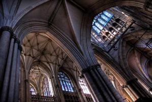 York Minster 2 by MB-Photo