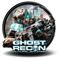 Ghost Recon Future Soldier PNG Icon by SidySeven