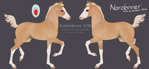 3158 Borderline Placeholder by magmallae