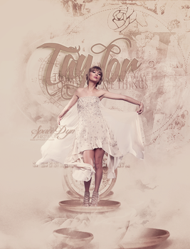Taylor Swift by SpaceDynArtwork