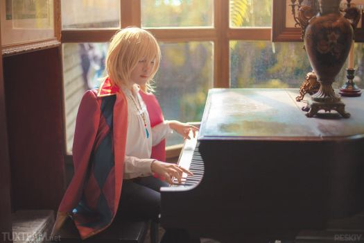 Howl's Moving Castle: Jinsei no Merry-Go-Round by behindinfinity