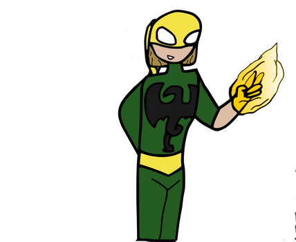 Iron Fist (Danny Rand) by Piki808