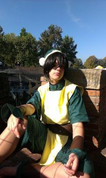Toph by Eriin84