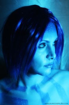 Cortana makeup 2 by Yukilefay
