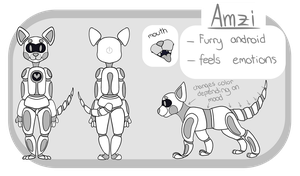 Amzi Reference sheet by BlueRosea