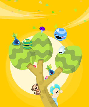 Awesome Tree Friends by stereopurple