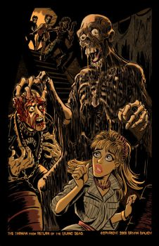 Return of the Living Dead by BryanBaugh