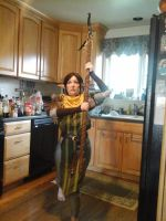 Merrill WIP with staff! by TaliBelle-Cosplay