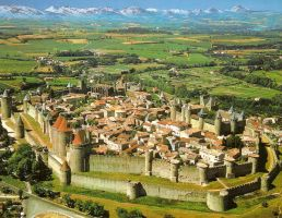 Carcassonne by Nanao555