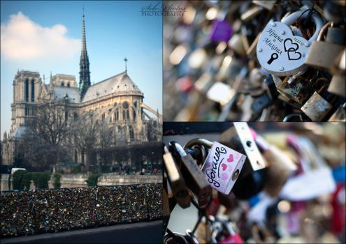 Paris, the city of love... by Seb-Photos