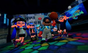 The Space Jam Party (Splatoon GMOD) by Geoffman275
