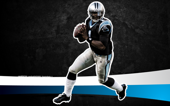 cam newton wallpaper 11 by jb-online