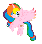 Rainbow Spleesh by Lalalover4everYT