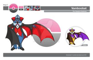 Fake Pokemon Vamboobat