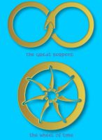 Wheel of Time Great Serpent by Darksider0