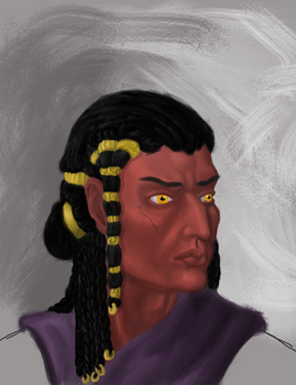 Surramad ( Surr) Hakara by Peace-In-Violence