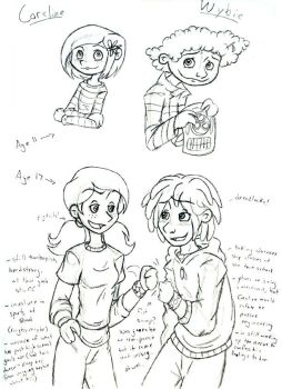 C: CxW Then and Now by Invader-Sam