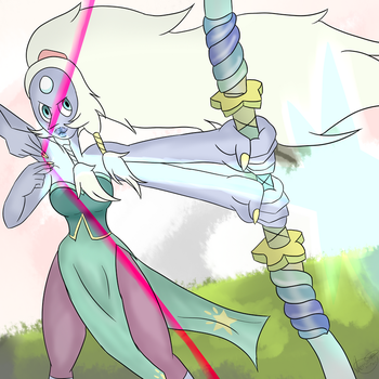 Opal [Fusion] by Mantis-Arian