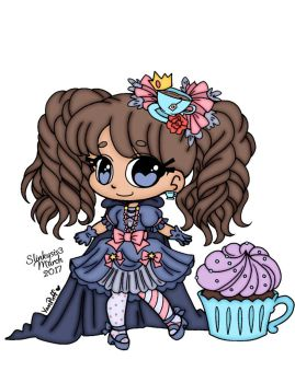 Tea Party Dress Up by slinkysis3