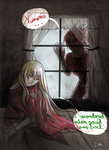 A Bit Late for a Visit? by Miyori999