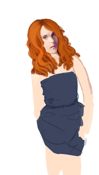 Clary WIP 2 by theraggles