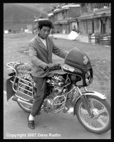 'James Dean,' Tibet, 2007 by DaveR99
