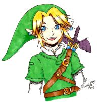 Link by SuperTawaifaQueen