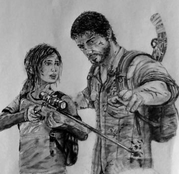 The Last of Us by ZeddiXTree