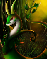 Serperior by Retromissile