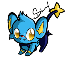 Shinx by Diamondza