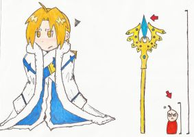 Why Edward Elric is not a CLAMP Character by owletstarlet