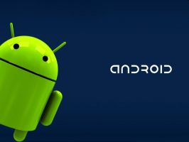Android Bot Wallpaper by JBenit94