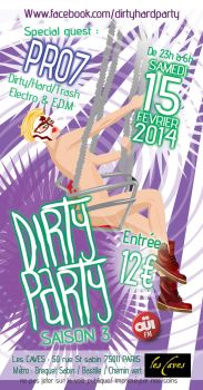 Dirty Party 8 by CaptaineNyx