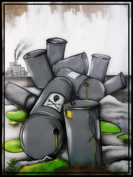 Eco Jam Graffiti 13 by prshak