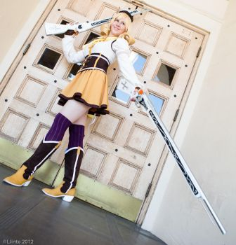 Not Afraid Anymore - Mami Tomoe by SparklePipsi