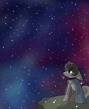 Night Sky by Exxvus
