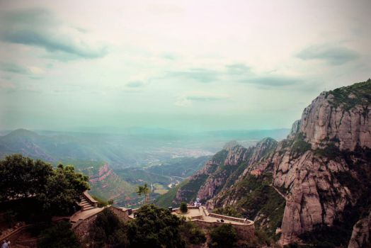 Mountains of Spain by Modtrain