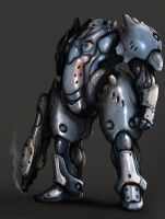 Armoured by greyhole
